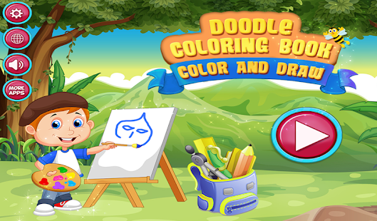 Download Doodle Coloring Book For PC Windows And Mac Apk Screenshot 16