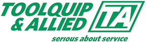 Toolquip & Allied logo