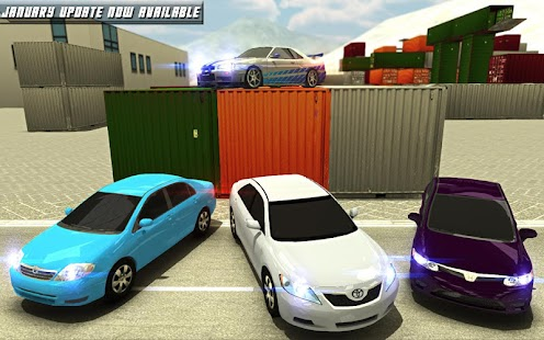 Car Parking Free- screenshot thumbnail