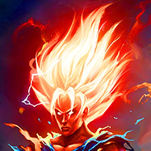 Battle Of Saiyan Heroes 動作 App LOGO-硬是要APP