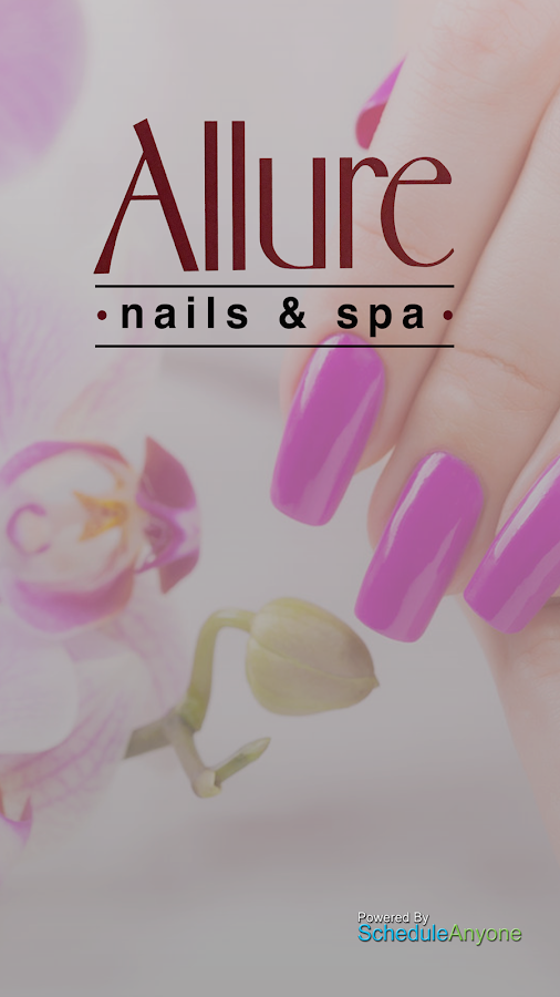 Allure Nails & Spa- screenshot
