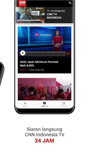 CNN Indonesia - Berita Terkini 2.6.5 screenshots 2