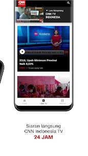 CNN Indonesia – Berita Terkini 2.6.4 Mod + Data for Android 2