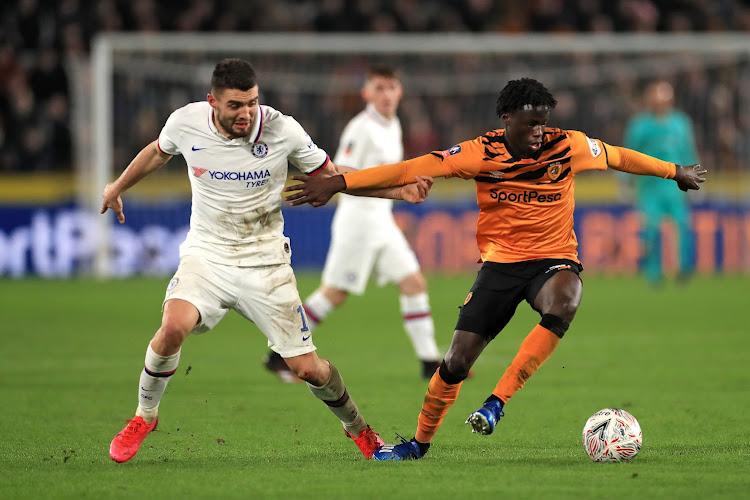 De Hull City à Bruges, un médian portugais arrive au Cercle