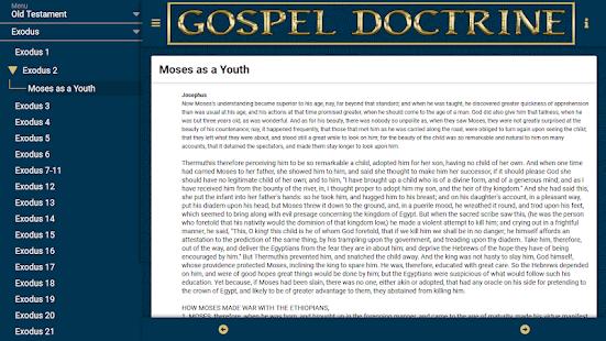 GospelDoctrine.com Mobile