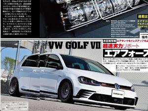 ゴルフ7 GTIのカスタム事例画像 holyjuneさんの2019年12月11日18:40の投稿