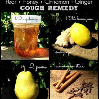 DIY Natural Cough Remedy.
