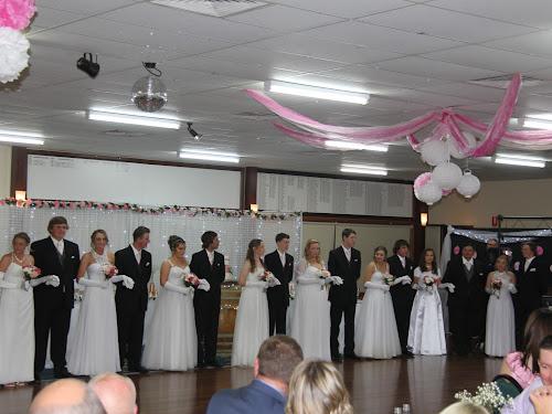 Wee Waa Debutante Ball formal dance