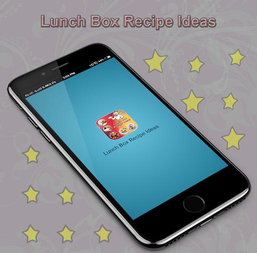 Lunch Box Recipe Ideas 1.0 screenshots 3
