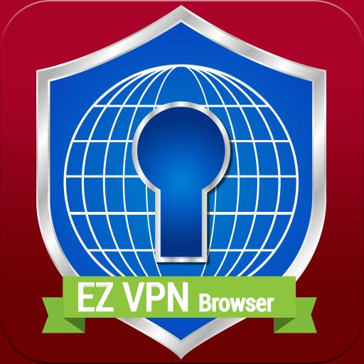 EZ VPN Proxy Browser: Fast Unlimited Best VPN Free