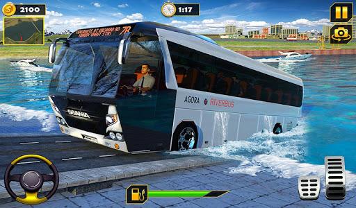 River Bus Driver Tourist Coach Bus Simulator  screenshots 13