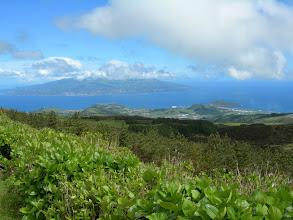 Photo: Blick zur Insel Pico mit Berg Pico