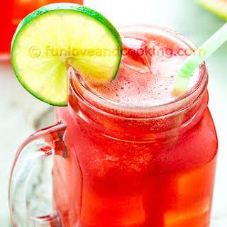 Watermelon Juice Mix Recipes.