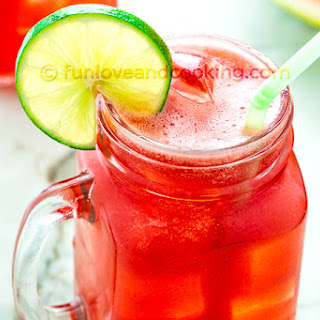 Watermelon Juice Mix Recipes.