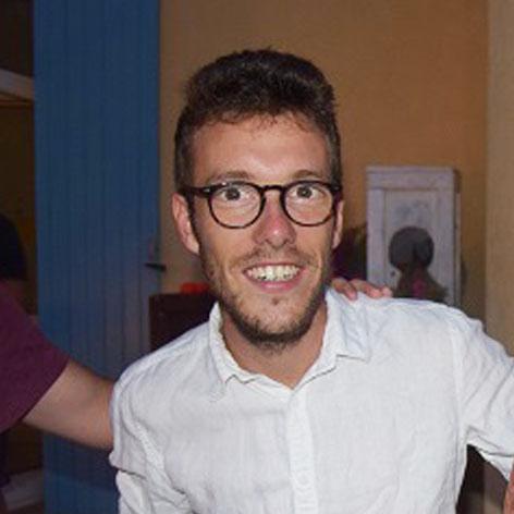 Nicolas participe au semi-marathon de Nice pour soutenir L'Arche à Grasse !