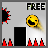 Super Jumpy Ball Free - A Platform Puzzle