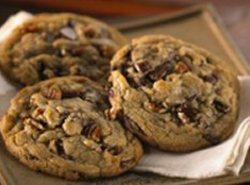 To Die For Chocolate Pecan Chunk Cookies Recipe