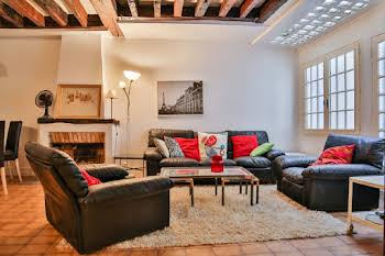 Studio meublé 42 m2