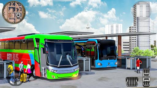 Modern City Coach Bus Driving Simulator: Bus Rider V1.0.7 screenshots 2