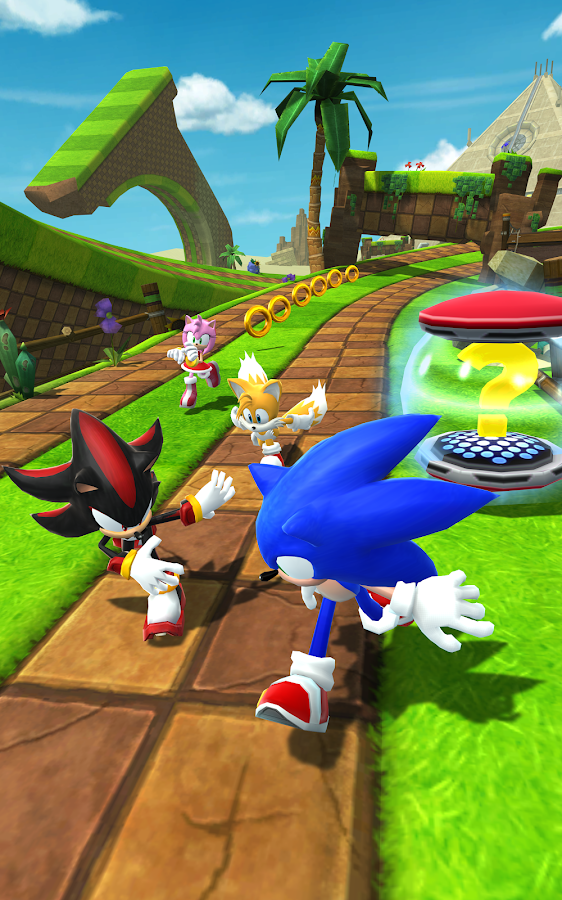 Sonic Forces: Speed Battle- screenshot