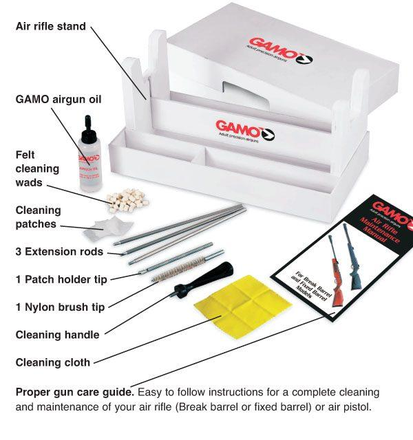Gamo Cleaning Kit