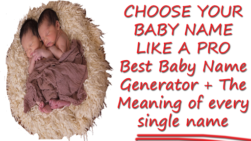 Baby name calculator free