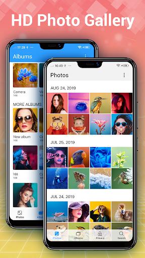Photo Gallery - Photo Album Vault & Photo Editor screenshot 2
