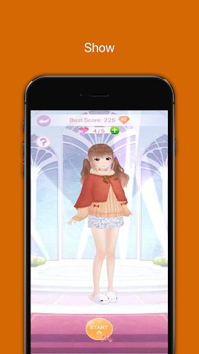 Love Sweetie--Dress Up 1.0.1 Mod screenshots 2