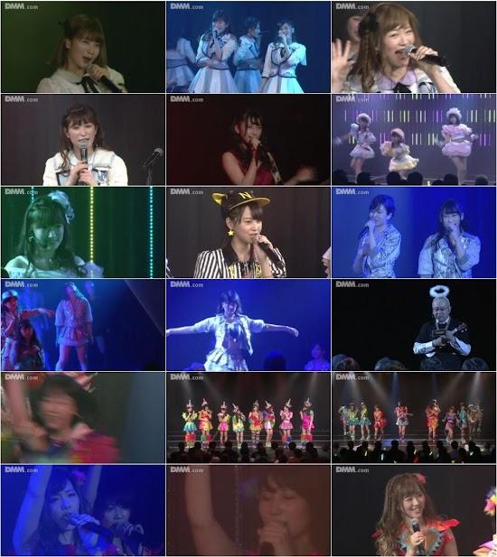(LIVE)(公演) NMB48 チームN「ここにだって天使はいる」公演 160513 160517