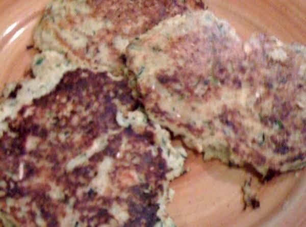Rosemary Salmon-veggie Patties