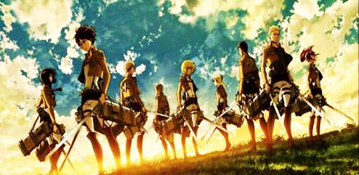 Descargar Attack On Titan 3 Anime Wallpaper Lockscreen Theme