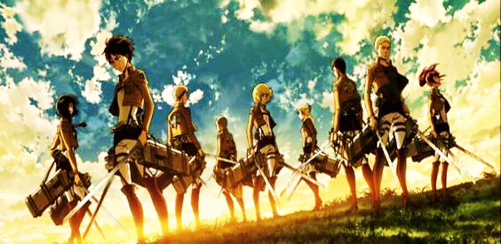 Attack On Titan 3 Anime Wallpaper Lockscreen Theme 1 0 Apk Download Com Attackontitan Saison3 Apk Free