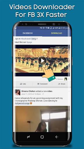 Download Super Fast 3X Video Downloader for Facebook APK