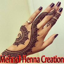 Mehndi Henna Creation - screenshot thumbnail 01