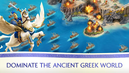 War Odyssey: Gods and Heroes 1