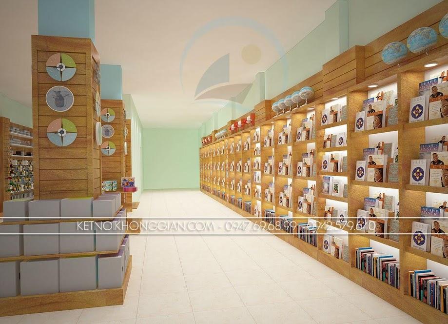 cải tạo nhà sách