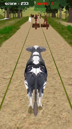 Jungle Bull Run 3D