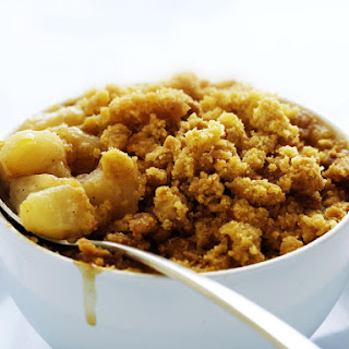 Apple-Brown Sugar Crumbles