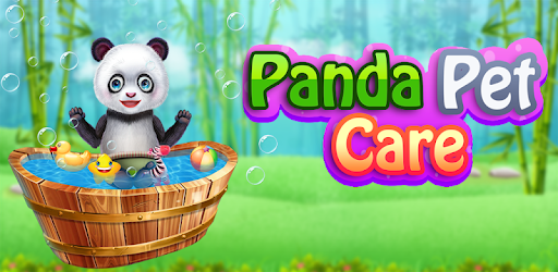 baby girl panda pet care is all about dress up and panda pet care games.