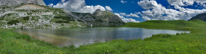 Lago al Passo Valparola di robi7857