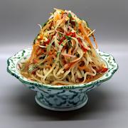 Goi Bap Chuoi (Papaya Salad)