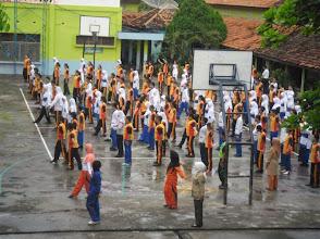 Photo: Senam Kesegaran Jasmani