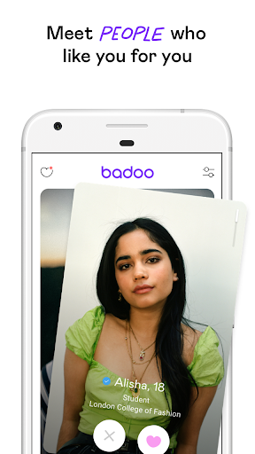 Badoo — Dating App to Chat, Date & Meet New People  screenshots 2