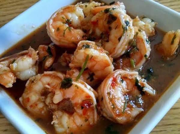 Thai Style Shrimp Recipe