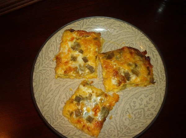 Cheesy Chile Rellenos Casserole! Recipe