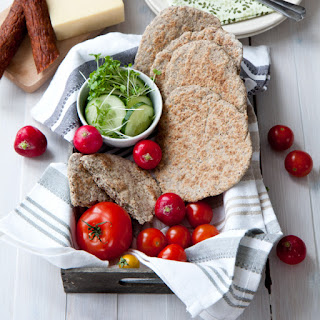 Buckwheat Flour Flatbread