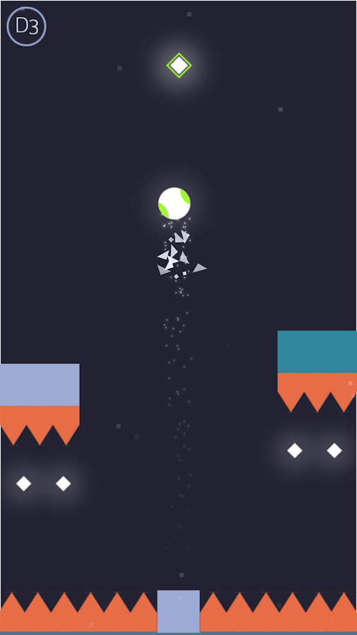 Tap Ball Adventures- screenshot