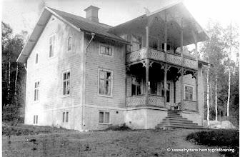 Photo: Storålund 1920-tal