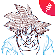 WeDraw - Comment Dessiner Anime & Cartoon