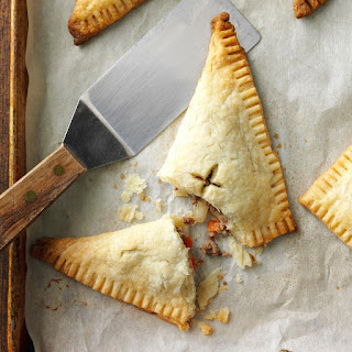 Easy Cornish Pasties.
